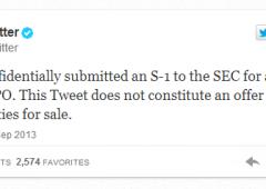 Twitter sbarcherà in Borsa, valutata più di $10 miliardi