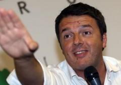 """Renzi: """"se andiamo al voto asfaltiamo il Pdl"""""""