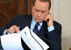 Berlusconi: Giunta vota. La gaffe del ricorso