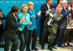 Europa: Merkel altri 4 anni, col pugno di ferro