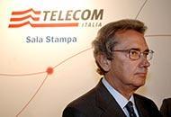 Telecom, Bernabé: saputo da stampa