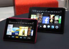 Nuovo tablet Amazon minaccia dominio iPad