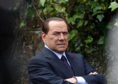 Berlusconi giunto al termine della sua parabola politica