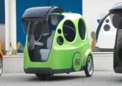 Auto ad aria compressa sarà prodotta in Sardegna
