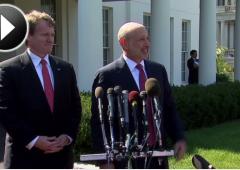 "Obama a Wall Street: ""C'è da preoccuparsi sul serio"""