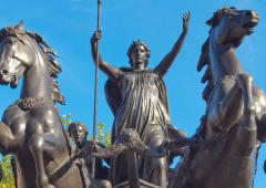 Ritrovati teschi antichi romani nel cuore di Londra