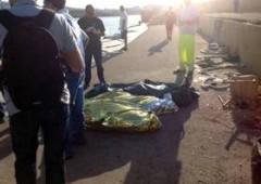 """Lampedusa: """"motopesca hanno fatto finta di non vedere"""", oltre 90 morti"""