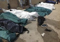 Lampedusa, 111 morti: Europa colpevole