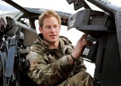 Massima allerta per principe Harry dopo schianto drone