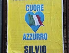 Crimi insulta Berlusconi su Facebook [FOTO]