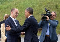 Obama vede Letta. 'Io pure ho problemi a casa'
