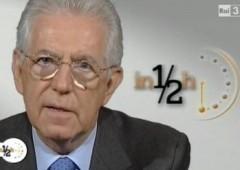 Monti attacca Letta: 'Inginocchiato al PdL'