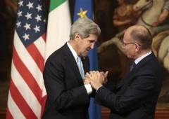 Datagate: italiani spiati. Letta crede alle promesse di Kerry