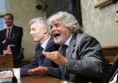 Napolitano esclude l'opposizione. Grillo minaccia impeachment