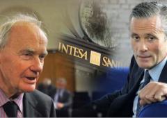 Bazoli nervoso: Report indaga sui finanziamenti di Intesa Sanpaolo a Zaleski e Zunino