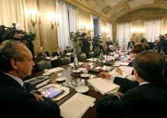 Decadenza Berlusconi: scontro totale in Giunta