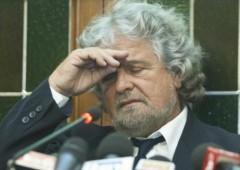 """Grillo ai suoi: """"impeachment Napolitano finzione politica"""""""
