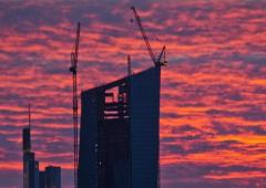 Bce: gli sprechi della nuova sede fantasma