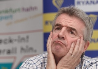 Michael O'Leary, manager e fondatore di Ryanair