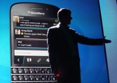 Blackberry: salta ipotesi vendita, titolo preso di mira