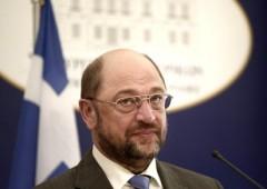 """""""Troika inconcludente, ha fatto più male che bene"""", accusa Schulz, presidente Parlamento Ue"""