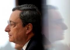 Draghi: accesso credito resta un problema