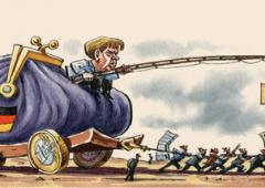Ue: pronte sanzioni alla Germania su avanzo commerciale