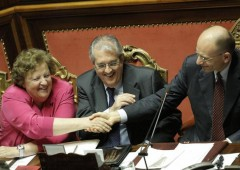 Cancellieri vacilla, Letta continuerà ad appoggiarla?
