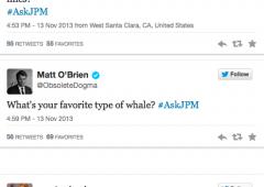 JP Morgan umiliata: ricoperta di insulti su Twitter