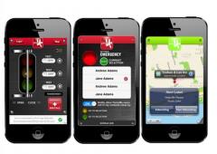 App trasforma smartphone in sistema di allarme personale