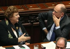 Il Pd si inchina ai voleri di Letta, Cancellieri si salva