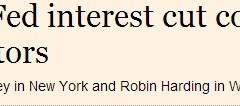 Usa:  e ora i correntisti rischiano di dover pagare le banche per depositare i loro risparmi