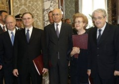 Governo in mano alle banche