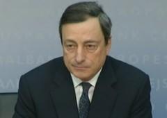 In Eurozona è ancora credit crunch, attesa per mosse Bce