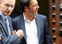 Patto Letta-Renzi su abolizione Senato e doppio turno elezioni