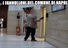 I fannulloni del comune di Napoli