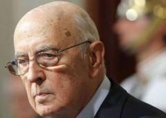 """Napolitano: """"Parlamento assuma responsabilità di fare indulto"""""""