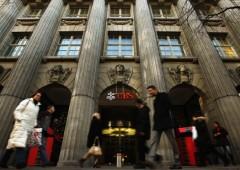 Interessi talmente bassi che i britannici non mettono più da parte risparmi in banca