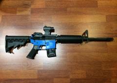 """""""Ho riprodotto fucile 3D in casa"""""""