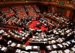 Taglio al numero dei parlamentari: primo sì in Senato