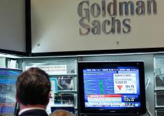 """Goldman: """"pronti a lasciare la City se UK esce dall'Ue"""""""