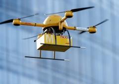 Dopo Amazon anche Deutsche Post sperimenta droni corrieri