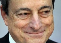 """Draghi contro le lobby: """"no a nazionalismi o protezionismi"""""""