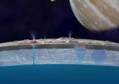 Geyser d'acqua avvistati sulla luna di Giove, Nasa: forse presenza vita