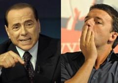 Riforme, la trattativa segreta tra Renzi e Berlusconi