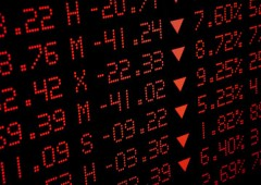Mercati: ancora 98% chance di un crash su azionario