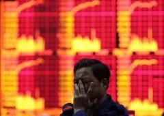 Cina: segnali di crisi bancaria, scatto dei tassi