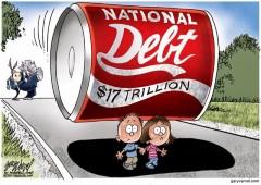 Bolla debito: in scadenza $7,43 trilioni per i big mondiali