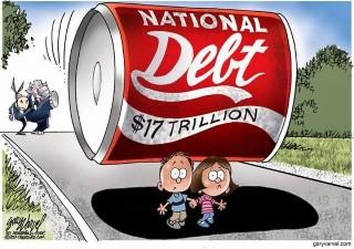 Debito pubblico e privato, la strada dell'inflazione per ridurlo