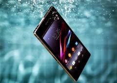 Da Sony nuovo smartphone ultra impermeabile